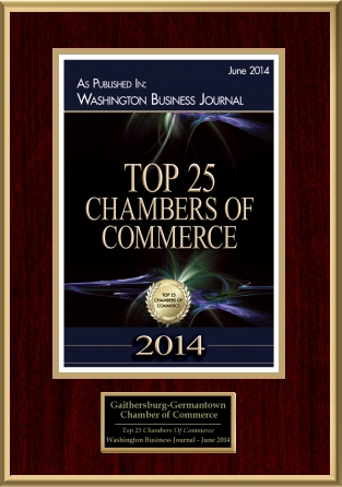 Washington Business Journal - Top 25 Chambers of Commerce